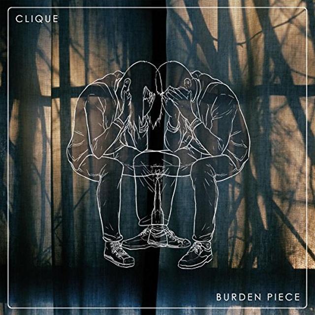 Clique BURDEN PIECE Vinyl Record