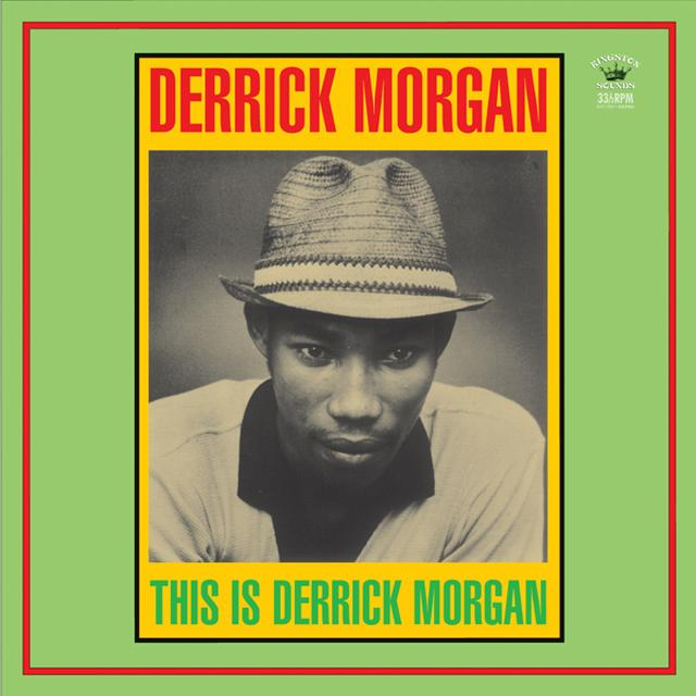 THIS IS DERRICK MORGAN Vinyl Record