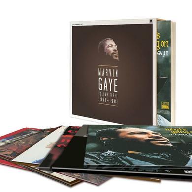 MARVIN GAYE 1971-1981 Vinyl Record