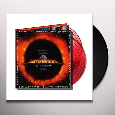 ARMAGEDDON: THE ALBUM / VARIOUS Vinyl Record