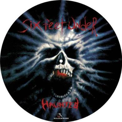 Six Feet Under HAUNTED Vinyl Record