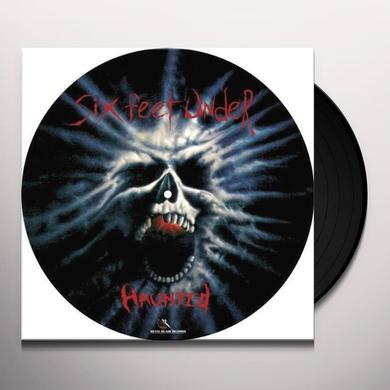 Six Feet Under HAUNTED Vinyl Record