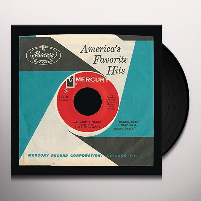 Blues Magoos MERCURY SINGLES (1966-1968) Vinyl Record