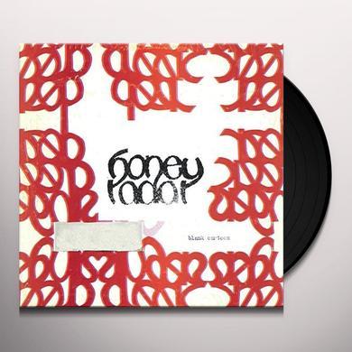 Honey Radar BLANK CARTOON Vinyl Record