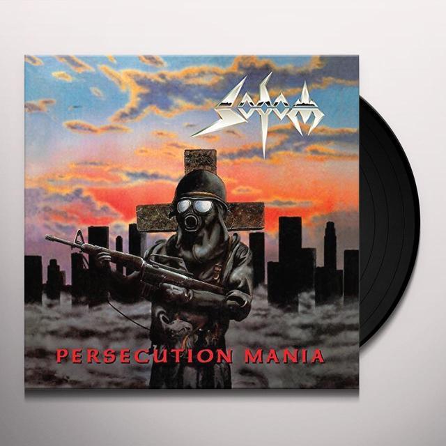 PERSECUTION MANIA / EXPURSE OF SODOMY Vinyl Record