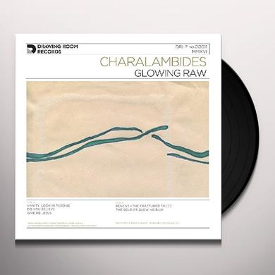 Charalambides GLOWING RAW Vinyl Record - 180 Gram Pressing, Digital Download Included
