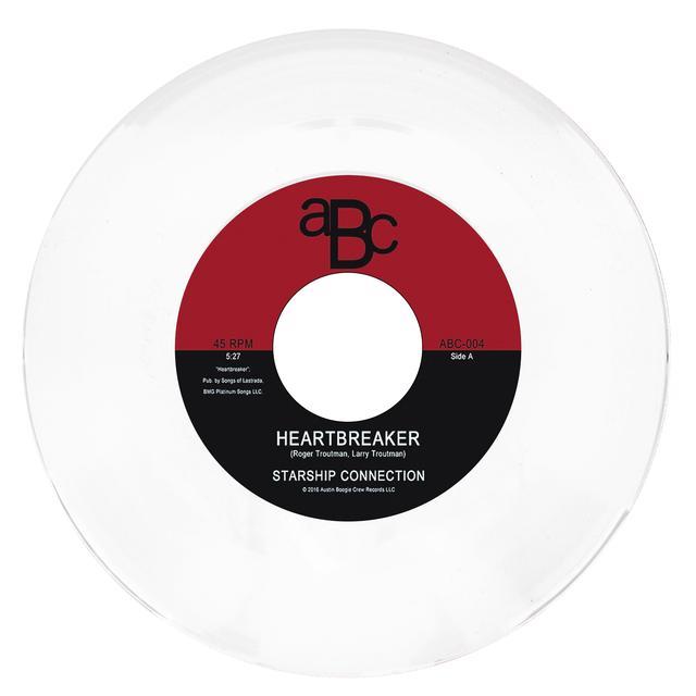 Starship Connection HEARTBREAKER / DO IT 4 U Vinyl Record