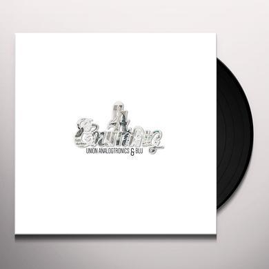 BLU X UNION ANALOGTRONICS LA COUNTING Vinyl Record