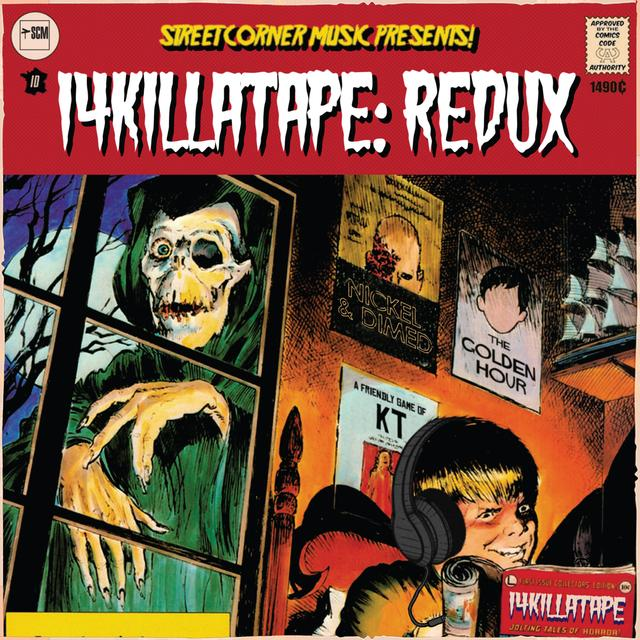 14Kt 14KILLA TAPE Vinyl Record
