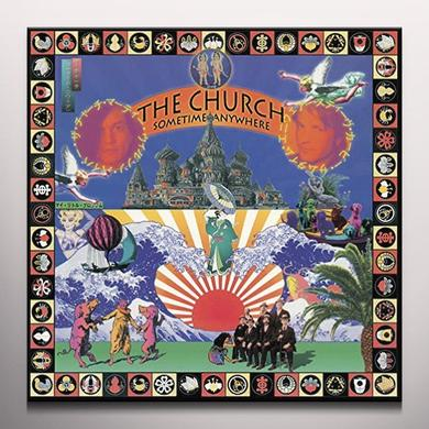 The Church SOMETIME ANYWHERE Vinyl Record
