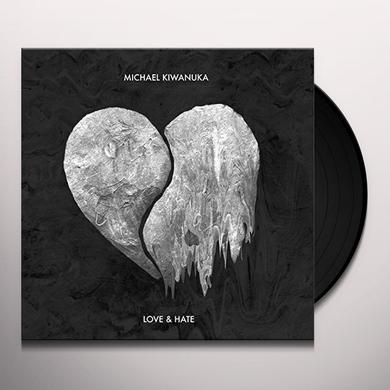 Michael Kiwanuka LOVE & HATE Vinyl Record