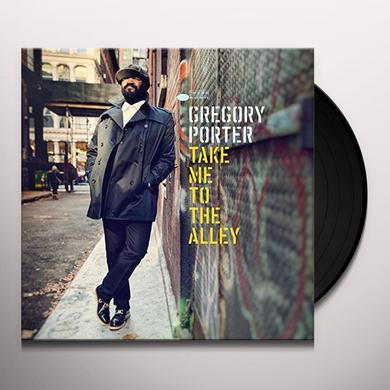 Gregory Porter TAKE ME TO THE ALLEY Vinyl Record - Gatefold Sleeve