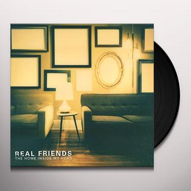 Real Friends HOME INSIDE MY HEAD Vinyl Record
