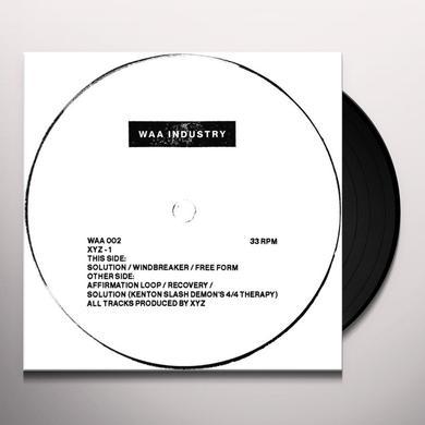XYZ 1 Vinyl Record