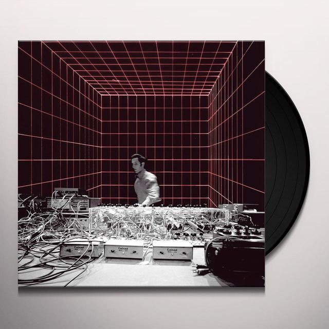 Steve Reich BERKELEY UNIVERSITY MUSEUM - NOVEMBER 7 1970 Vinyl Record
