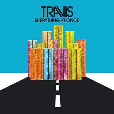 Travis EVERYTHING AT ONCE Vinyl Record