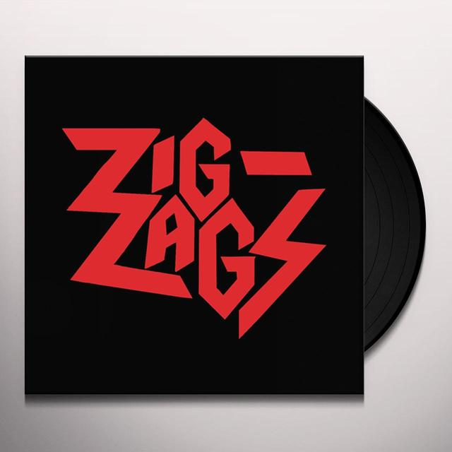Zig Zags RUNNING OUT OF RED Vinyl Record