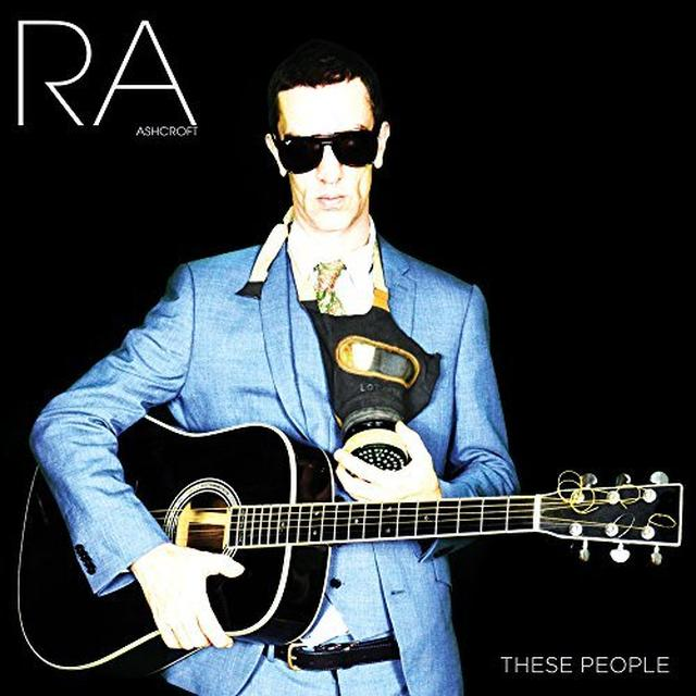 Richard Ashcroft THESE PEOPLE Vinyl Record