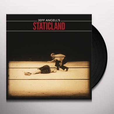JEFF ANGELL'S STATICLAND Vinyl Record - Digital Download Included