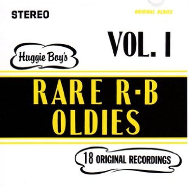 HUGGY BOY'S RARE R&B OLDIES 1 / VARIOUS Vinyl Record