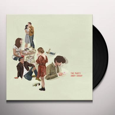Andy Shauf PARTY Vinyl Record - Digital Download Included