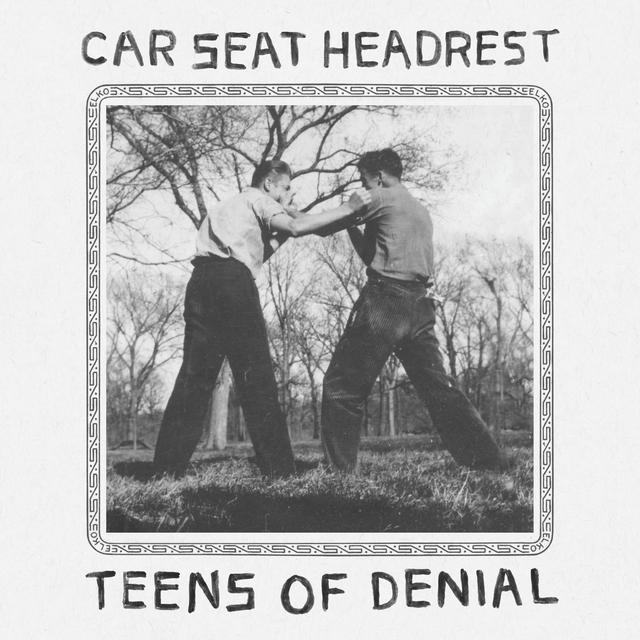 Car seat headrest TEENS OF DENIAL Vinyl Record - Digital Download Included