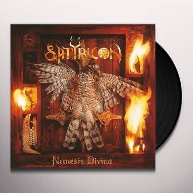 Satyricon NEMESIS DIVINA Vinyl Record