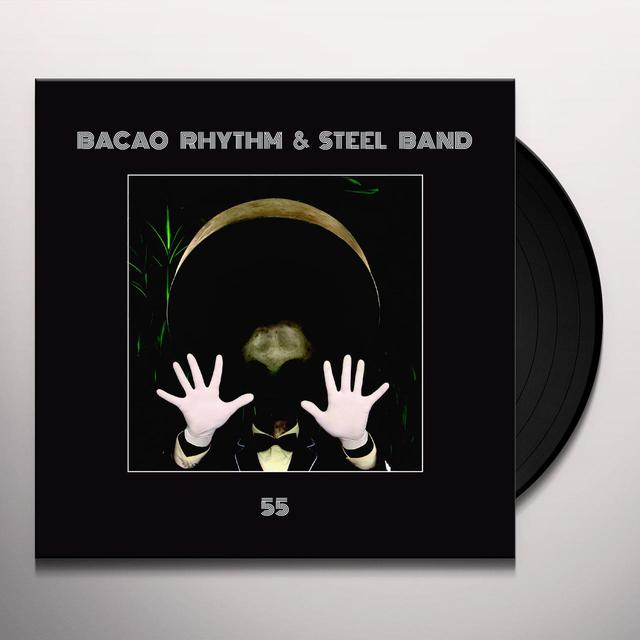 Bacao Rhythm & Steel Band 55 Vinyl Record