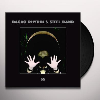 Bacao Rhythm & Steel Band 55 Vinyl Record