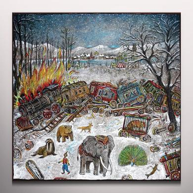 MEWITHOUTYOU / TEN STORIES TEN STORIES Vinyl Record - Colored Vinyl, Green Vinyl, Purple Vinyl, Digital Download Included