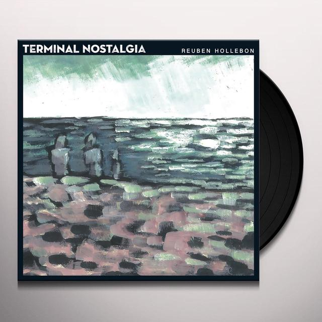 Reuben Hollebon TERMINAL NOSTALGIA Vinyl Record - Digital Download Included