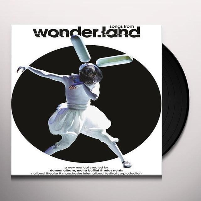 SONGS FROM WONDER.LAND / O.C.R. (UK) SONGS FROM WONDER.LAND / O.C.R. Vinyl Record