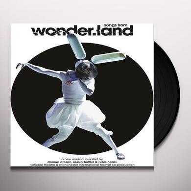 SONGS FROM WONDER.LAND / O.C.R. (UK) SONGS FROM WONDER.LAND / O.C.R. Vinyl Record - UK Import