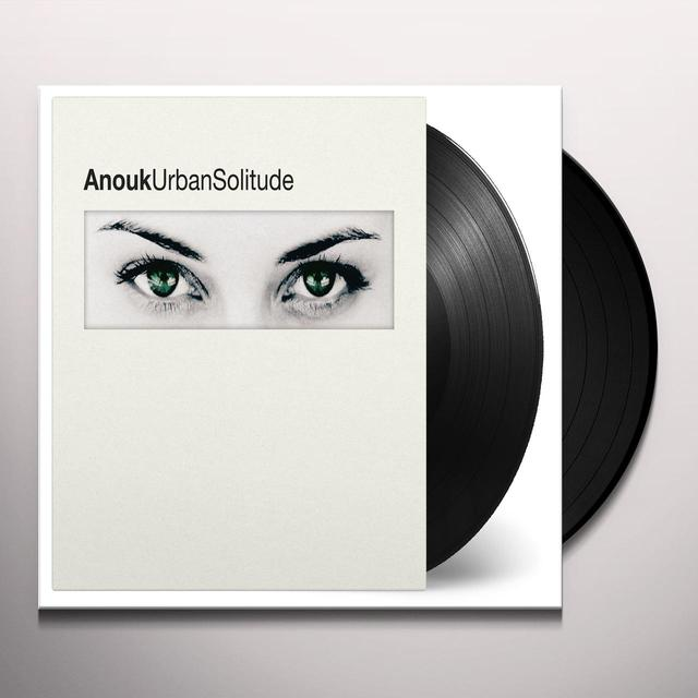 Anouk URBAN SOLITUDE Vinyl Record - Holland Import