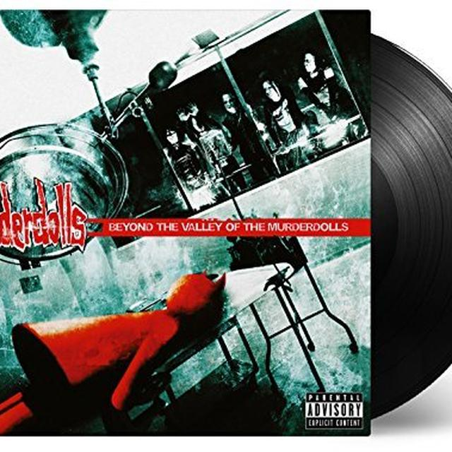 BEYOND THE VALLEY OF THE MURDERDOLLS Vinyl Record - Holland Import