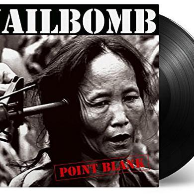 Nailbomb POINT BLANK Vinyl Record