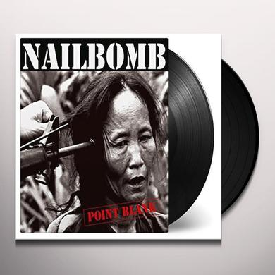 Nailbomb POINT BLANK Vinyl Record - Holland Import