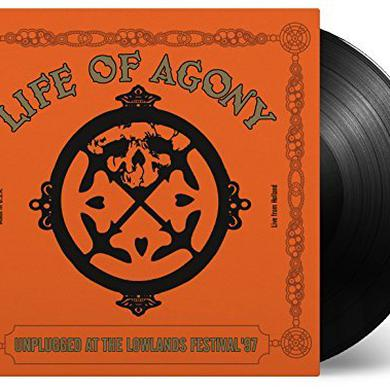 Life Of Agony UNPLUGGED AT LOWLANDS 97 Vinyl Record