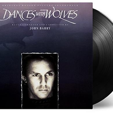 John Barry DANCES WITH WOLVES / O.S.T. Vinyl Record