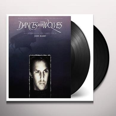 John Barry DANCES WITH WOLVES / O.S.T. Vinyl Record - Holland Import