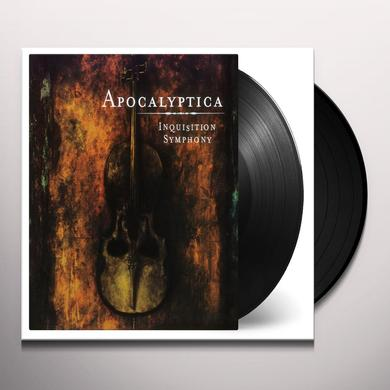 Apocalyptica INQUISITION SYMPHONY Vinyl Record - Holland Import