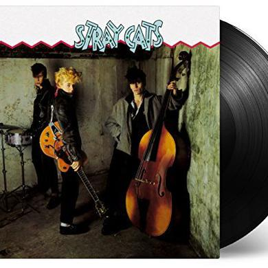STRAY CATS Vinyl Record