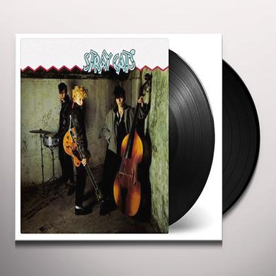 STRAY CATS Vinyl Record - Holland Import