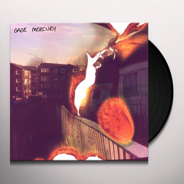 Gage MERCURY (EP) Vinyl Record - UK Release