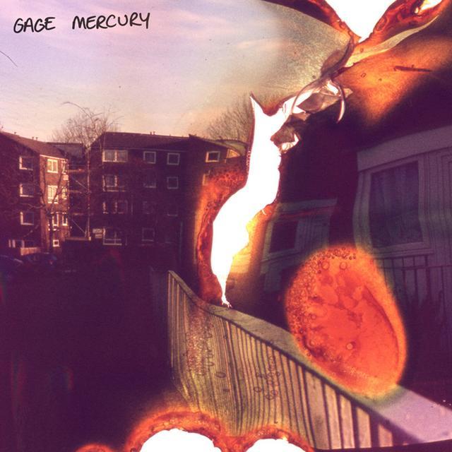 Gage MERCURY (EP) Vinyl Record - UK Import