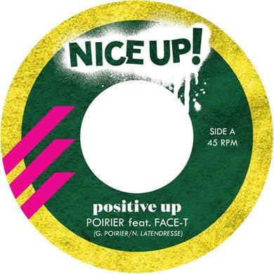POIRIER FT FACE-T POSITIVE UP Vinyl Record - UK Release