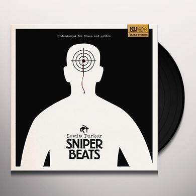 Lewis Parker SNIPER BEATS Vinyl Record - UK Import