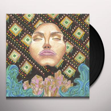 Kadhja Bonet VISITOR (EP) Vinyl Record - UK Import