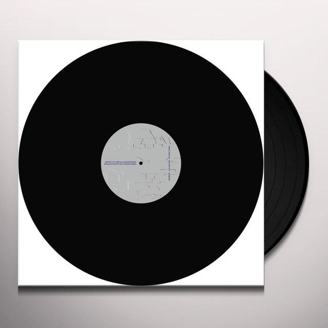 MOTOR CITY REMIXES / VARIOUS (UK) MOTOR CITY REMIXES / VARIOUS Vinyl Record - UK Import
