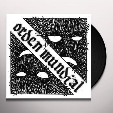 ORDEN MUNDIAL EL NUEVO SONIDO BALEAR Vinyl Record